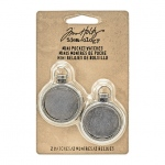 Advantus - Tim Holtz - Ideaology - Mini Pocket Watches