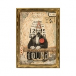 Advantus - Tim Holtz - Ideaology - Framed Panel