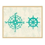 Couture Creations - Compass & Wheel Die
