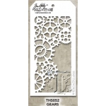 Stampers Anonymous - Tim Holtz - Gears Stamps