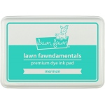 Lawn Fawn - Lawn Fawndamentals - Merman Dye Ink Pad