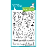 Lawn Fawn - Stamps - Fairy Friends Stamps