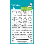 Lawn Fawn - Stamps - Little Bundle Stamps