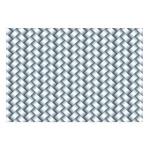 Sizzix - 3-D Textured Impressions Embossing Folder - Woven by Lynda Kanase