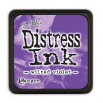 Ranger - Tim Holtz - - Distress Mini Ink Pad - Open Stock - Wilted Violet