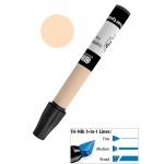 Chartpak® AD™ Art Marker Desert Tan; Color: Brown; Ink Type: Xylene-Based; Tip Type: Tri-Nib; (model AP146), price per each