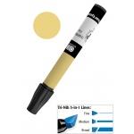 Chartpak® AD™ Art Marker Pale Olive: Green, Xylene-Based, Tri-Nib, (model AP34/BX), price per box