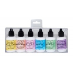 Ken Oliver - Color Burst 6 Pack Set - Liquid Metals - Precious Alloys