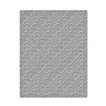 Spellbinders - Embossing Folders - Overlapping Circles