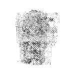 Spellbinders - Stamps - Seth Apter - Dot Matrix
