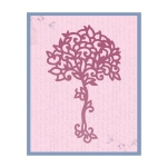 Couture Creations - Impression Die - Magnolia Tree Die