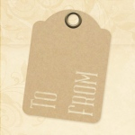 Graphic 45 - Staples - To & From - ATC Kraft Tags