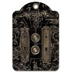 Graphic 45 - Staples - Metal Door Plates & Knobs