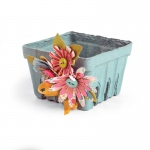 Sizzix - Thinlits Die Set 10 Pack - Mix & Match Flowers by Lori Whitlock