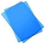 Sizzix - Cutting Pads - Standard - 1 Pair Blueberry