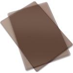 Sizzix - Tim Holtz Alterations - Cutting Pads - Standard - 1 Pair Java