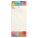 Ranger - Dyan Reaveley - Dylusions Surfaces - Journal Tags - Media Paper #12 Tags - 10 Pack