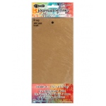 Ranger - Dyan Reaveley - Dylusions Surfaces - Journal Tags - Kraft #10 Tags - 10 Pack