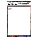 Ranger - Dina Wakley Media - Media Board - 9 x 12 - 3 Pack
