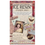 Ranger - ICE Resin - Ephemera Image Assortment