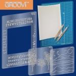 Groovi Plate Starter Kit