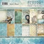 Ken Oliver - Studio - Paper Pack - 6x6