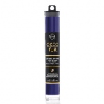 Thermoweb - iCraft - Deco Foil - 6in x 12in Sheet - 5 pack -  Deep Blue