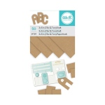 We R Memory Keepers - Paper Pad - 3 x 5 - Kraft - 50 Sheets