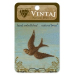 Vintaj Fanciful Bird
