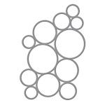 Spellbinders - Shapeabilities - Donna Salazar - Cascading Circles
