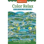 Design Originals - Color Relax Coloring Book