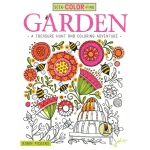Design Originals - Seek, Color, Find Garden Coloring Book