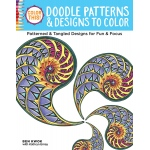 Design Originals - Color This!  Doodle Patterns Coloring Book