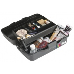 "ArtBin Essentials 1 Tray Box: Black, 15"" x 8.25"" x 6.5"""