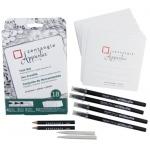 Sakura of America -Zentangle - Apprentice Set - 18 Pack