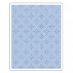 Sizzix - Tim Holtz Alterations - Texture Fades Embossing Folder - Star Bright