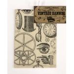 Canvas Corp - Vintage Banner - Canvas - Steam Punk