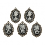 Advantus - Tim Holtz - Ideaology - Crypt Cameos