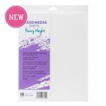 Thermoweb - iCraft - Mixed Media Sheets - Heavy Weight - 15 Sheets