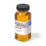 Natural Pigments Epoxide Oil 8 fl oz - Natural Source: Linseed, Linum usitatissimum