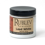 Lead White 4 oz vol