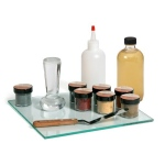 Natural Pigments Watercolor Paint Making Kit