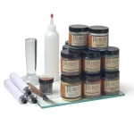 Natural Pigments Historical Paint Making Kit
