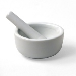 Natural Pigments Mortar and Pestle (4.2 Inch Diameter)