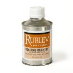 Natural Pigments Sealing Varnish (8 fl oz)