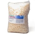 Natural Pigments White Beeswax (Prills) 1 kg - Source: Apis mellifera
