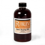 Natural Pigments Dark Drying Oil (Black Oil) 16 fl oz