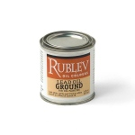 Natural Pigments Lead Oil Paste Ground (8 fl oz)