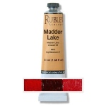 Natural Pigments Madder Lake 50 ml - Color: Bluish Red