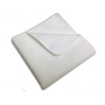 "Micro-Fiber Cleaning Cloth 12""x12"" White"